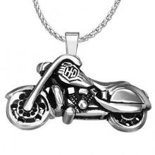 Prívesok Harley z chirurgickej ocele (KPR054)