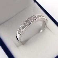 Strieborný prsteň (KPS163)