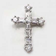 Strieborný krížik (KPRS097)