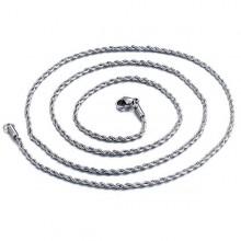 Oceľová retiazka pre prívesok - 45cm (KR40)