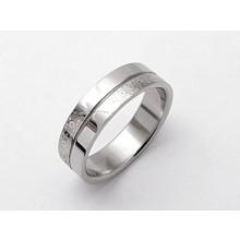 Dámsky prsteň z chirurgickej ocele (KPZ4)