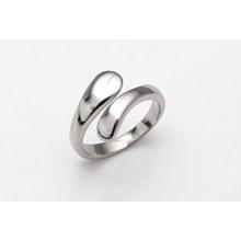Dámsky prsteň z chirurgickej ocele (KPZ6)