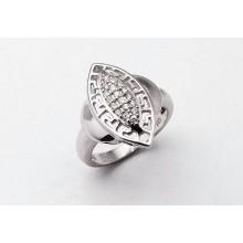 Strieborný prsteň KPS012