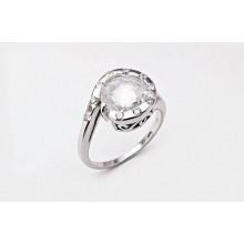 Strieborný prsteň KPS016